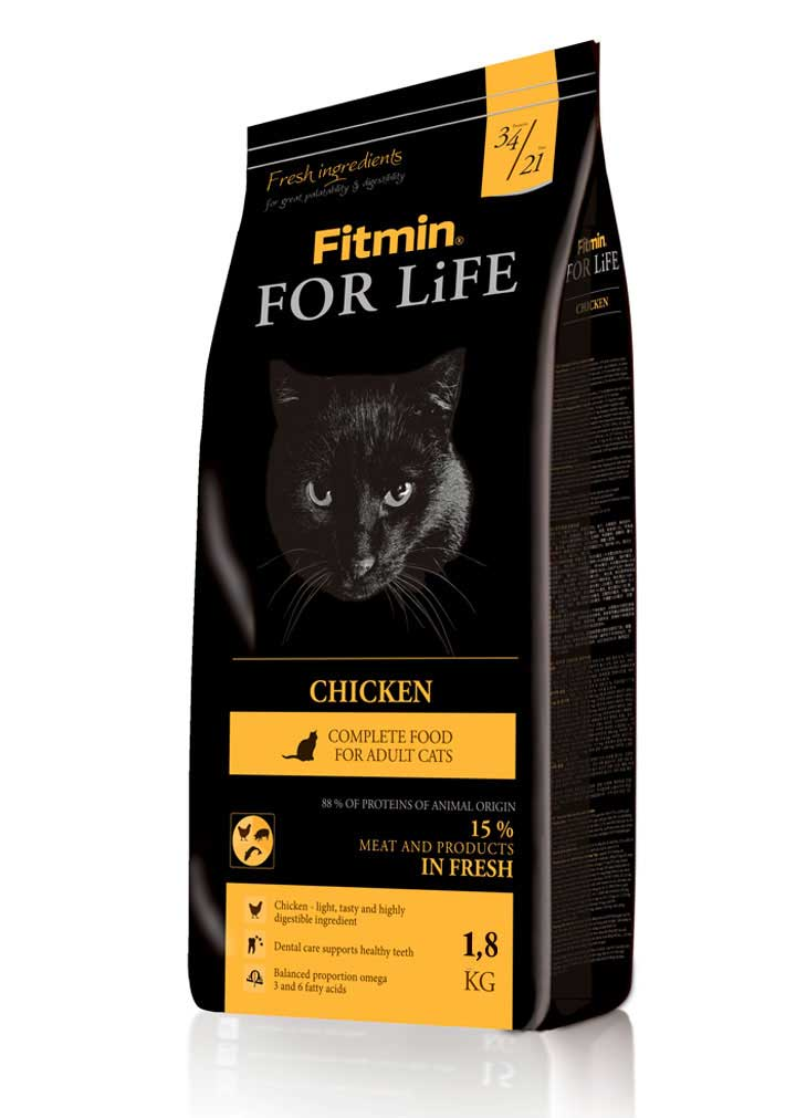 Fitmin cat For Life Chicken