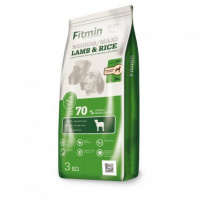 Fitmin dog medium/maxi Lamb & Rice Вес 3 кг