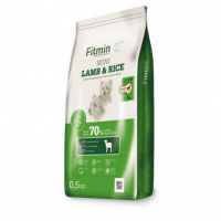 Fitmin dog mini Lamb & Rice Вес 0,5 кг